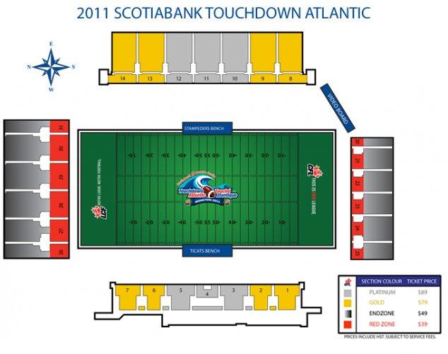 Status Of Moncton Stadiums On Cfldb